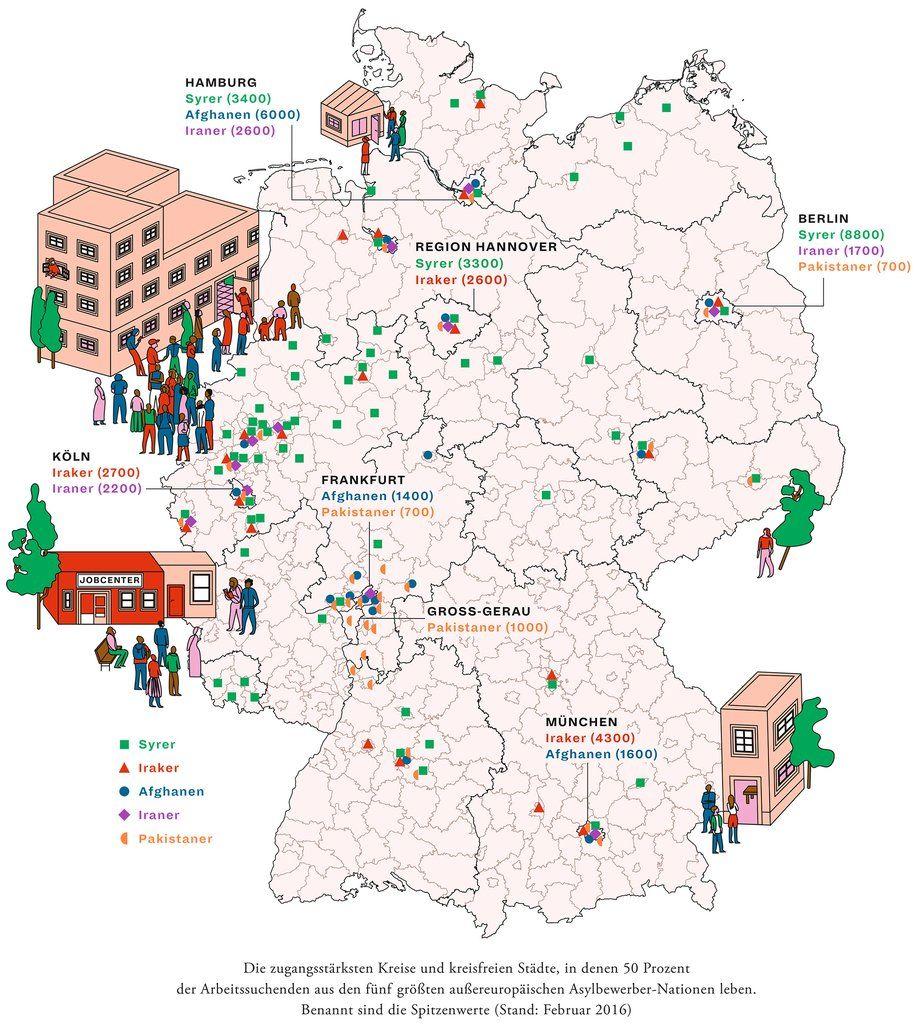 wo fl chtlinge arbeit suchen german germany country. Black Bedroom Furniture Sets. Home Design Ideas