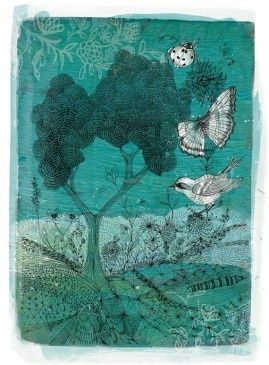 Wilderness-by Paula Mills for Sweet William