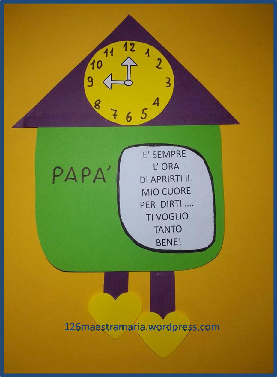 Disegni E Lavoretti Per La Festa Del Papà Art Craft Pinterest
