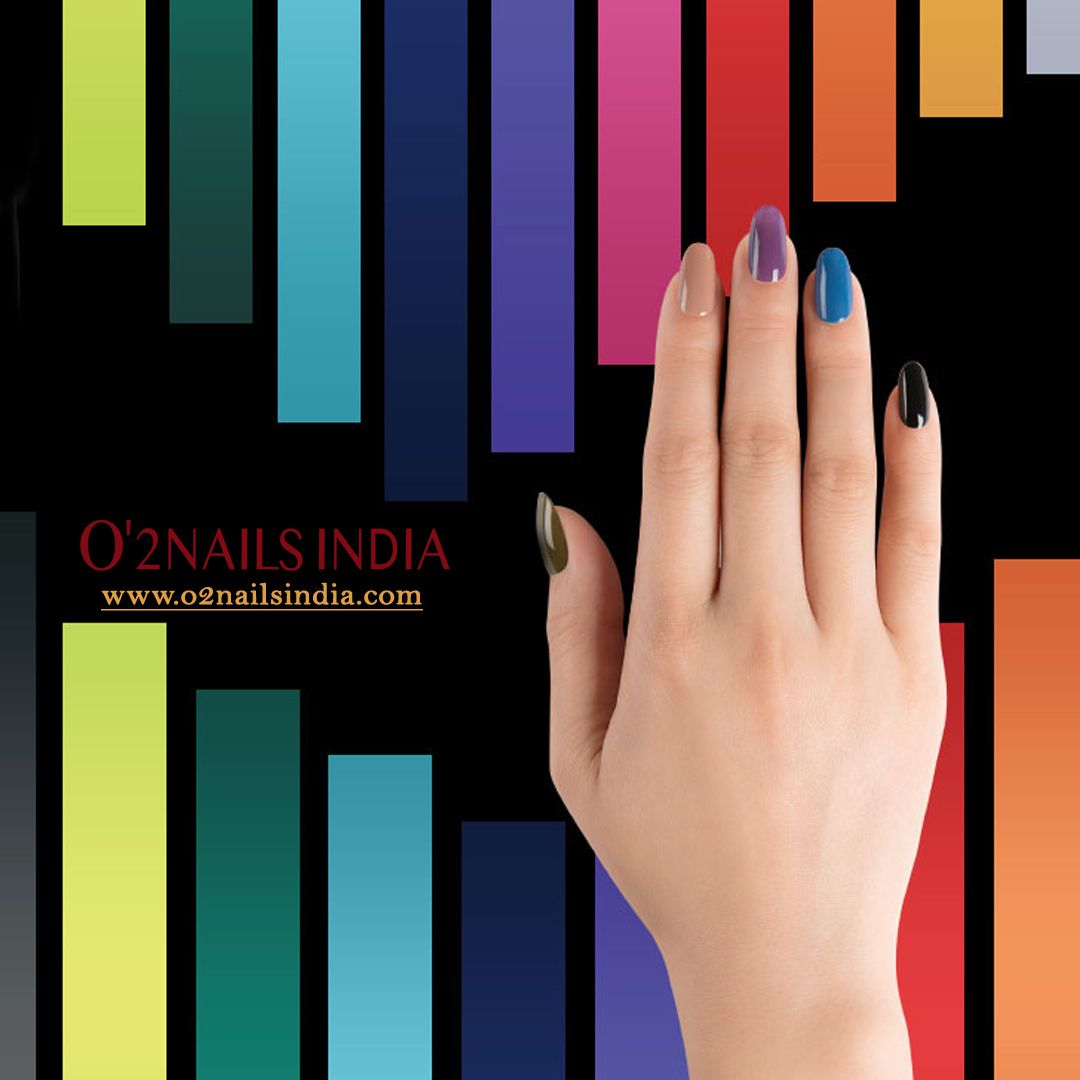 Unmatched Quality And Professional Results With O2nails India Nail