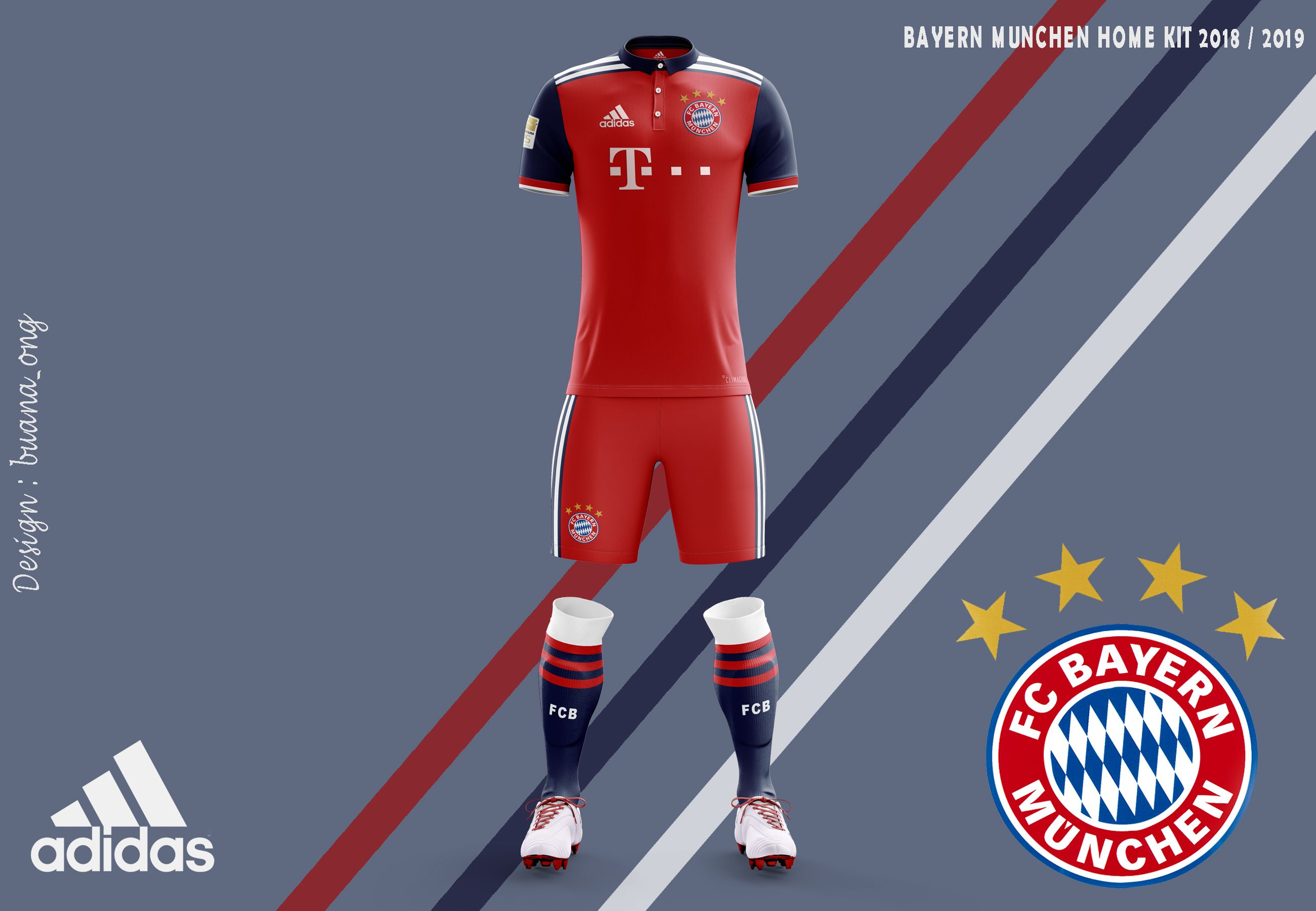 new style d2d3a f5e75 Pin by Buana Ong on Bundesliga | Concept home, Kit, Concept