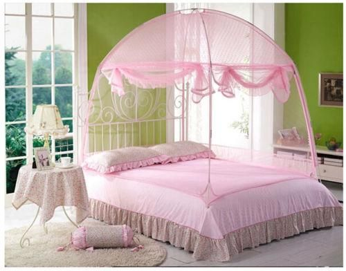hight-qc-bed-canopy-mosquito-net-tent-for. & hight-qc-bed-canopy-mosquito-net-tent-for.jpg (500×392) | For teen ...