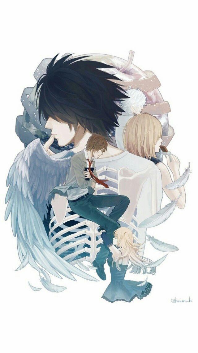 Photo of Fondos de Pantalla Anime ヽ(^o^ )^_^ )ノ  – Death Note