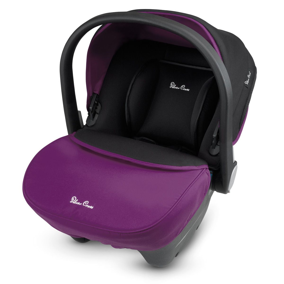 Buy Simplicity Rear Facing Car Seat in Black from Silver ...