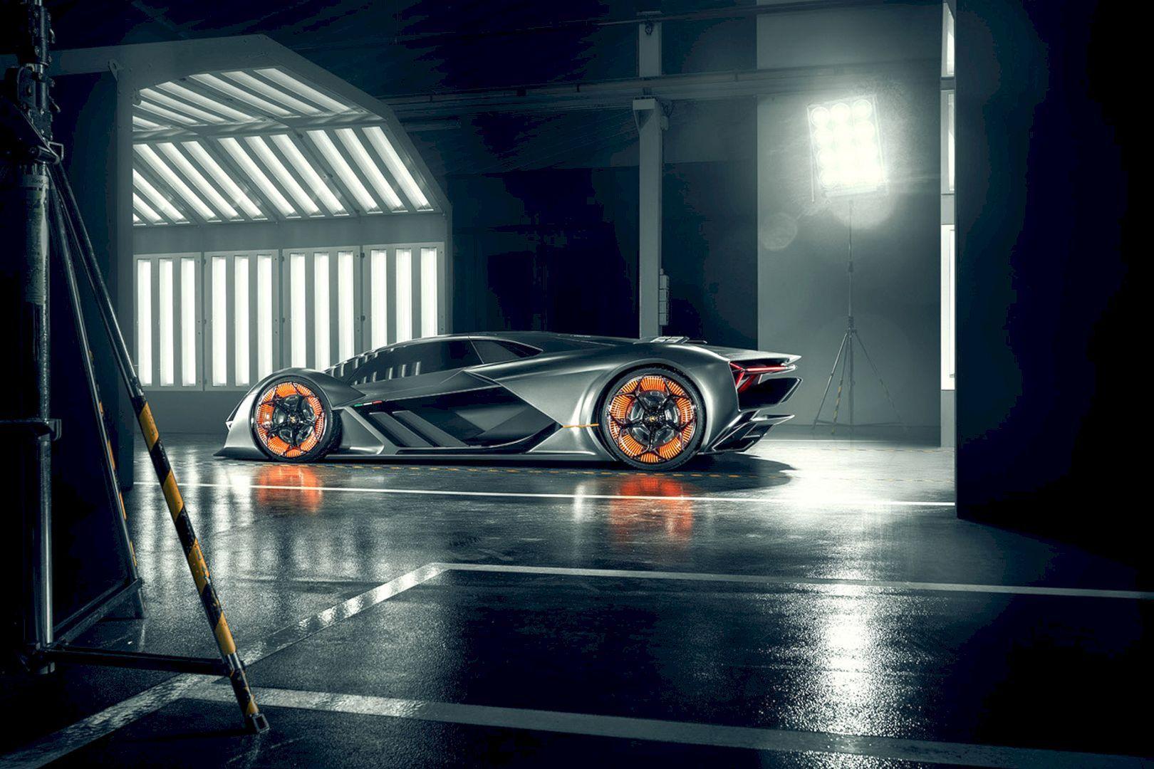 Lamborghini Terzo Millennio The Super Extreme Box By Lamborghini Sports Car Sports Cars Lamborghini Unique Cars