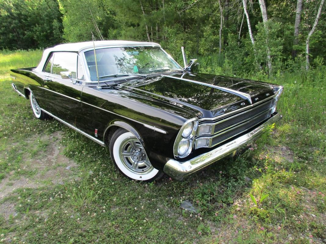 1966 Ford Galaxie 500XL for sale #1756867 | Hemmings Motor News ...