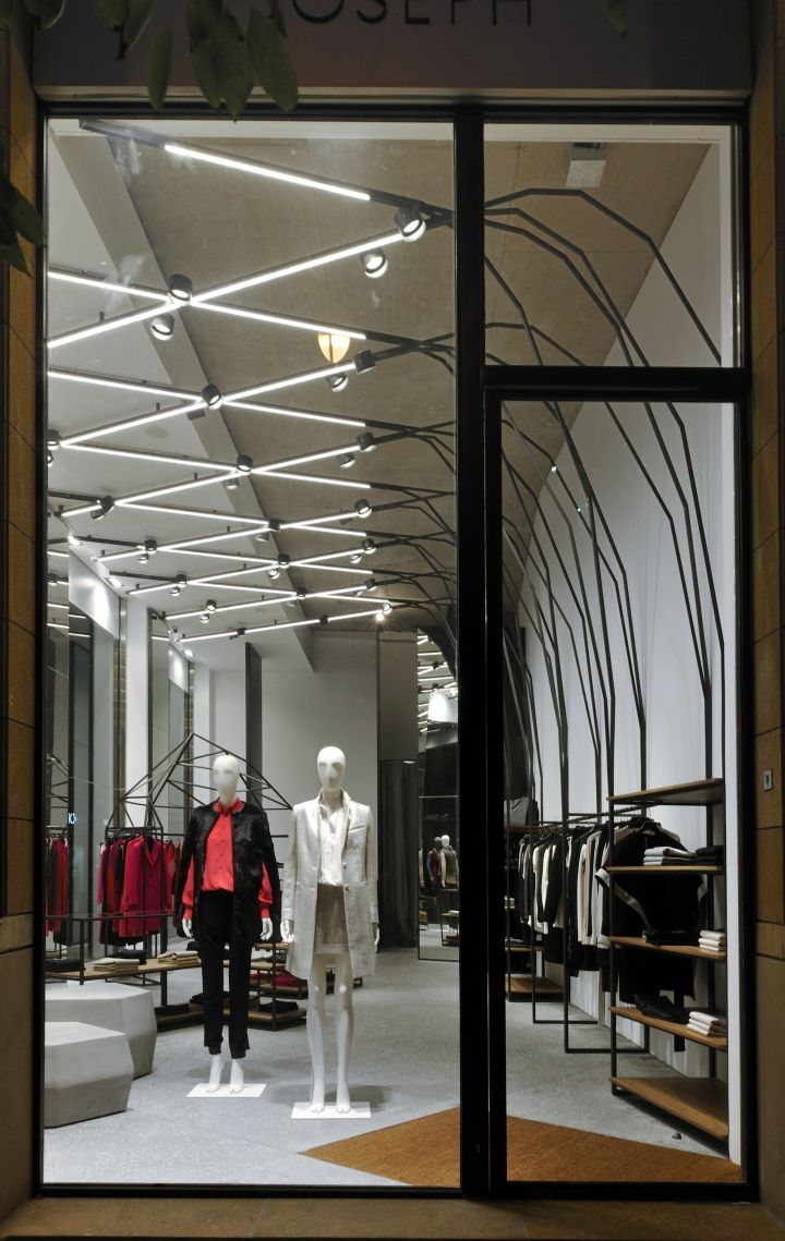 Outstanding Joseph St Germain Store By Raed Abillama Architects Beirut Home Interior And Landscaping Spoatsignezvosmurscom