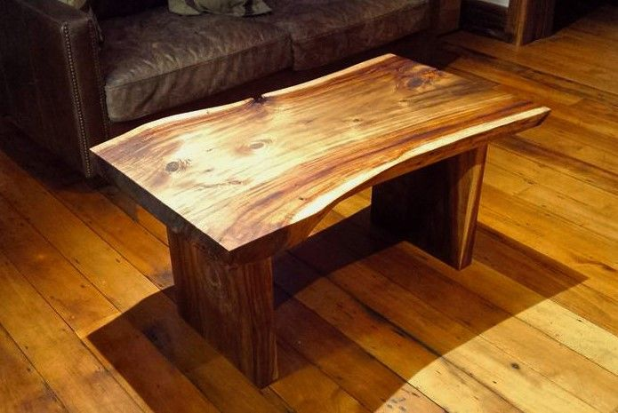 Live Edge Tasmanian Blackwood Coffee Table Coffee Table Furniture Table