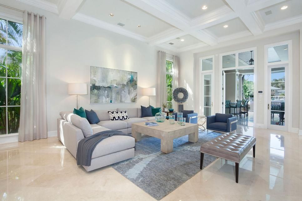 Rooms Viewer HGTV For the Home Pinterest Large rugs, Living