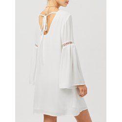 White Long Sleeve Dresses   Twinkledeals.com Page 2