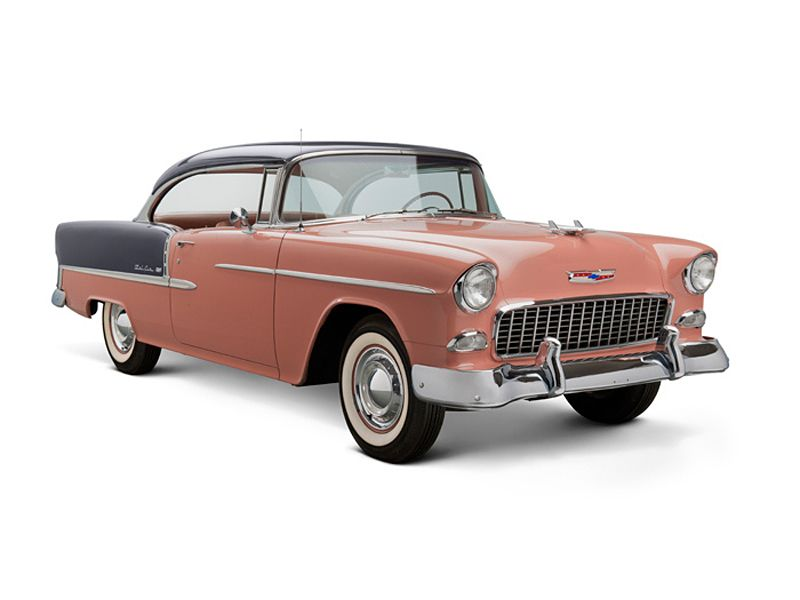 Chevrolet Bel Air Sport Coupe 1955 Chevrolet Bel Air Chevrolet