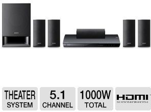 Sony BDVE390 Blu-ray Home Theater Systems Televisions & Video Home ...