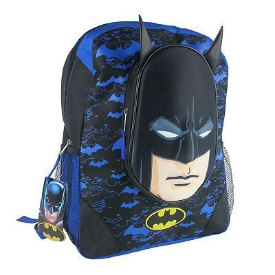 Batman Backpack - Kids  b0d88c842473a