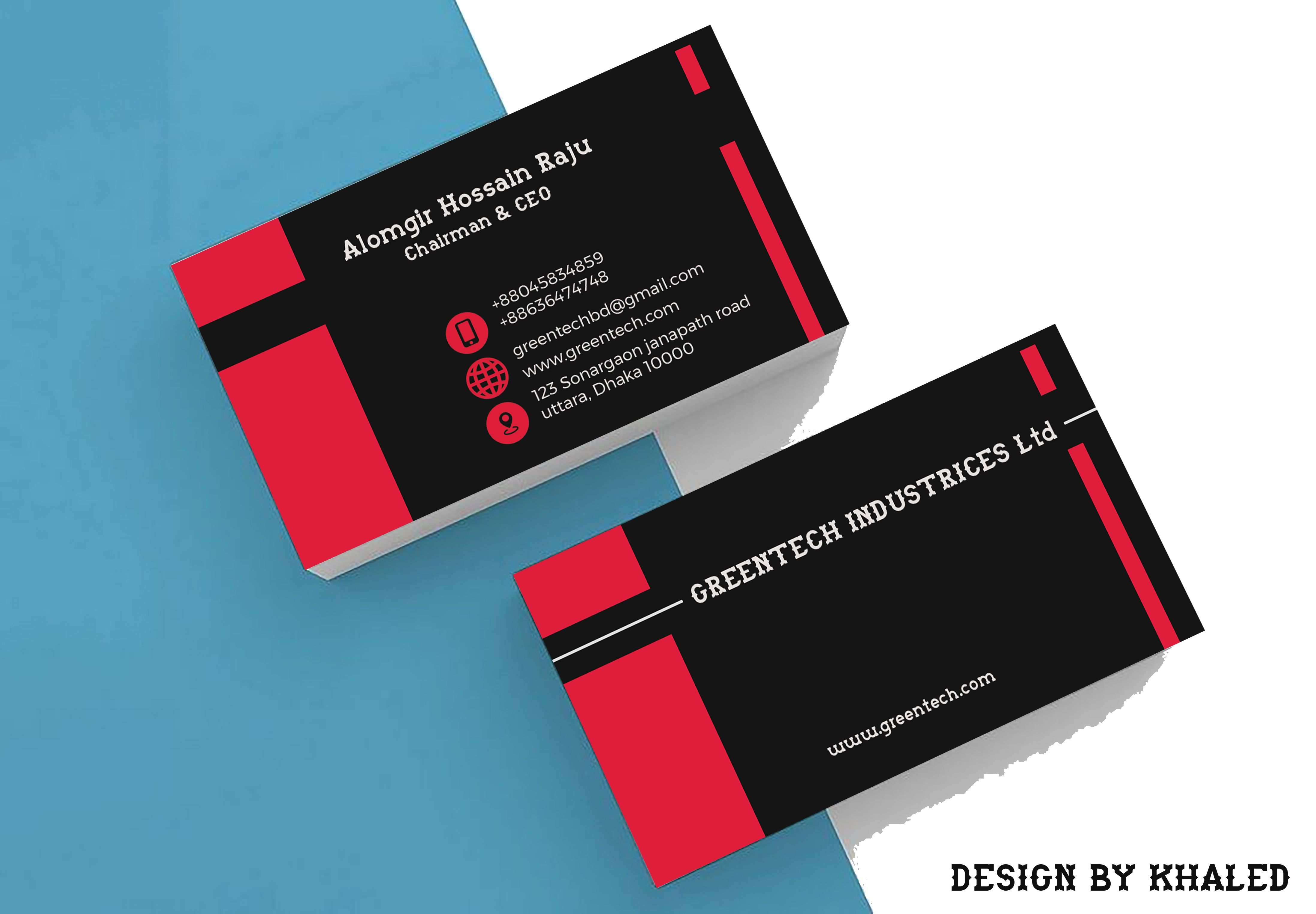 graphicpointbd\'s public profile on | Visiting card design and ...
