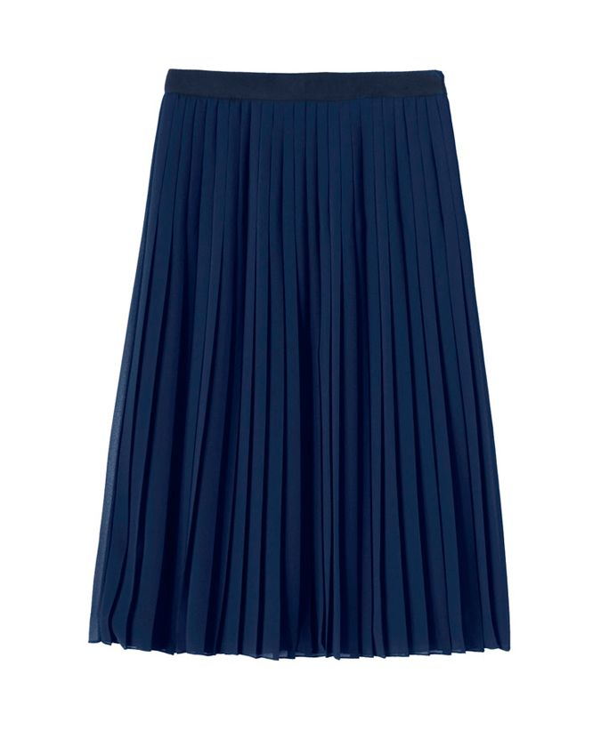 0d1307b0bb 9 Reasons to Shop Spring's Pleated Skirts - Rebecca Taylor - from  InStyle.com