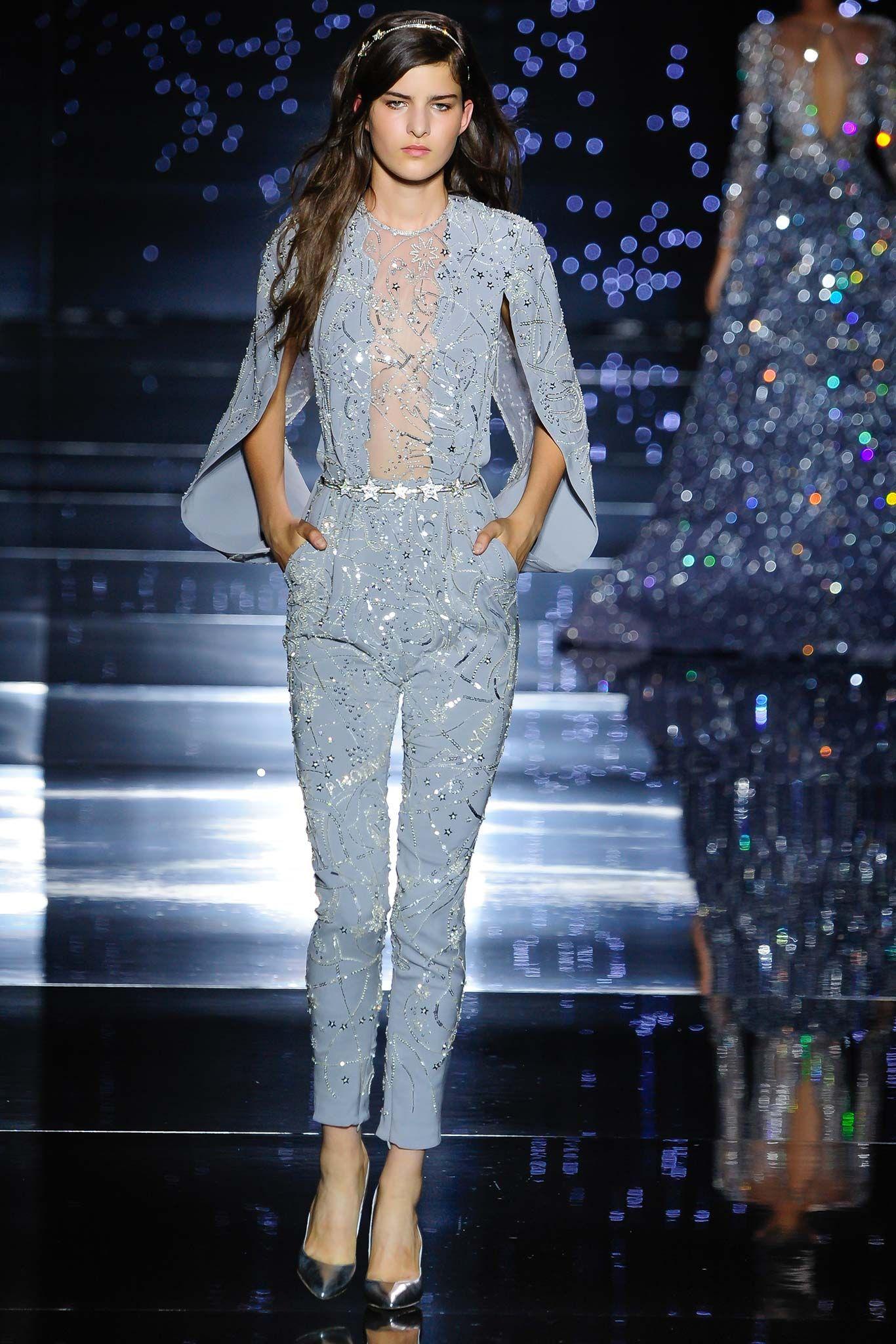Fall 2015 Couture Zuhair Murad   Major Work Jumpsuit Inspo ...