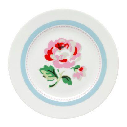 Ashdown Rose Side Plate | Cath Kidston |  sc 1 st  Pinterest & Ashdown Rose Side Plate | Cath Kidston | | New Arrivals | Pinterest ...