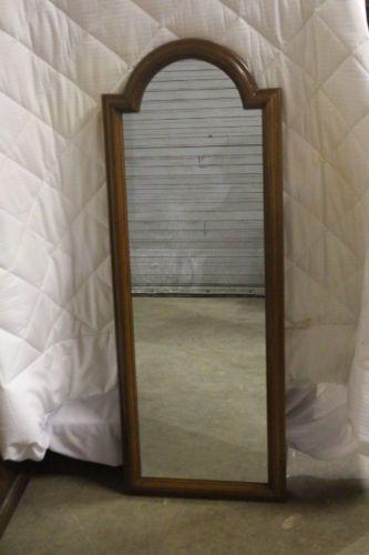 large ethan allen sheffield wall or hall mirror 46 034 x 17 1 4 034 rh pinterest com