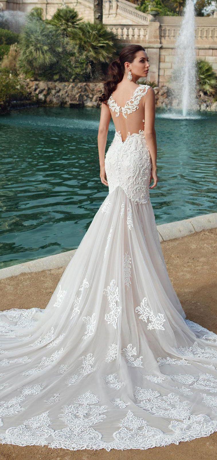 The Best Mermaid Wedding Dress