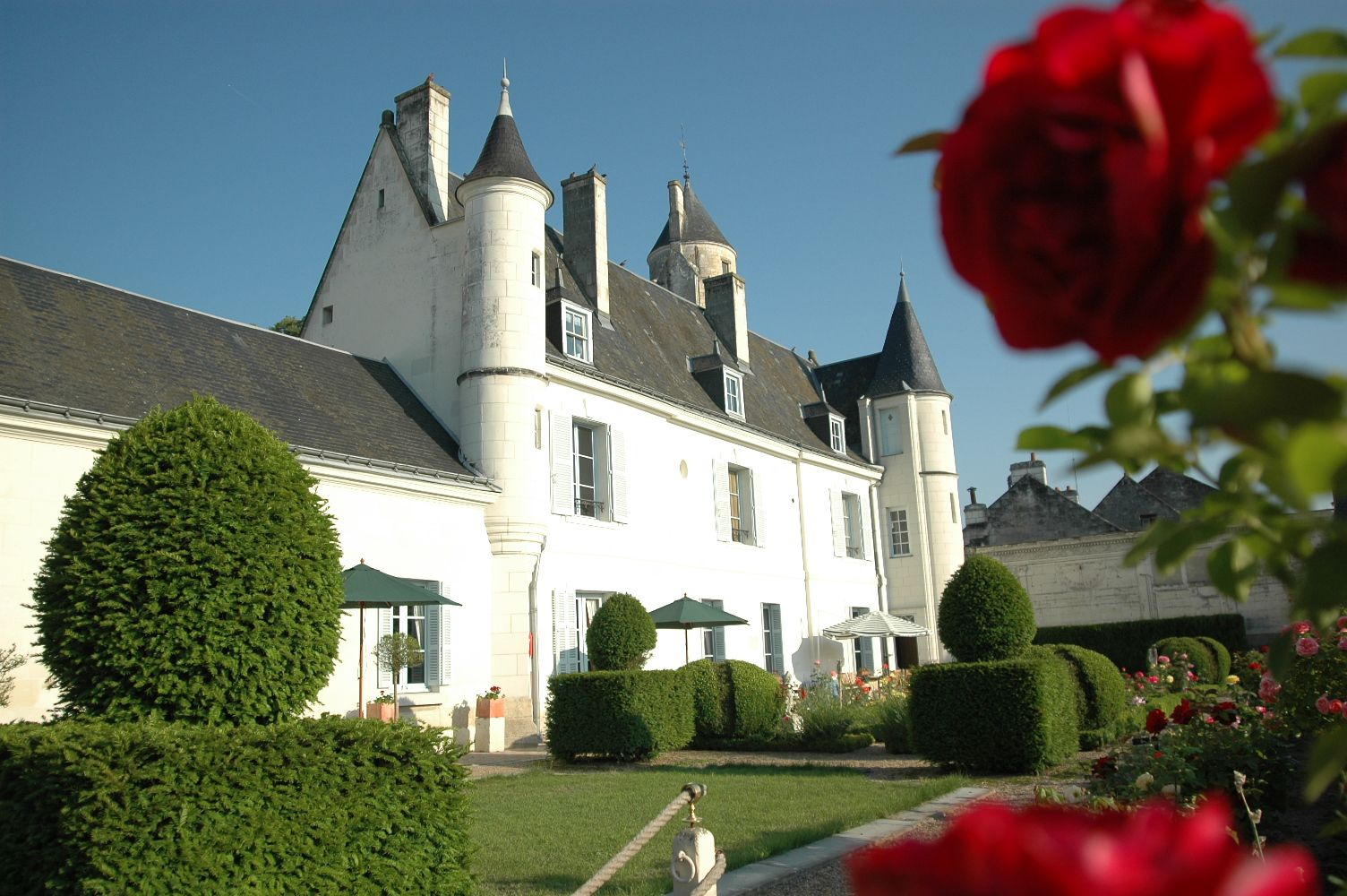 Maison de l'Argentier du Roy  Maison d'hôtes à Loches (Sud Touraine) France
