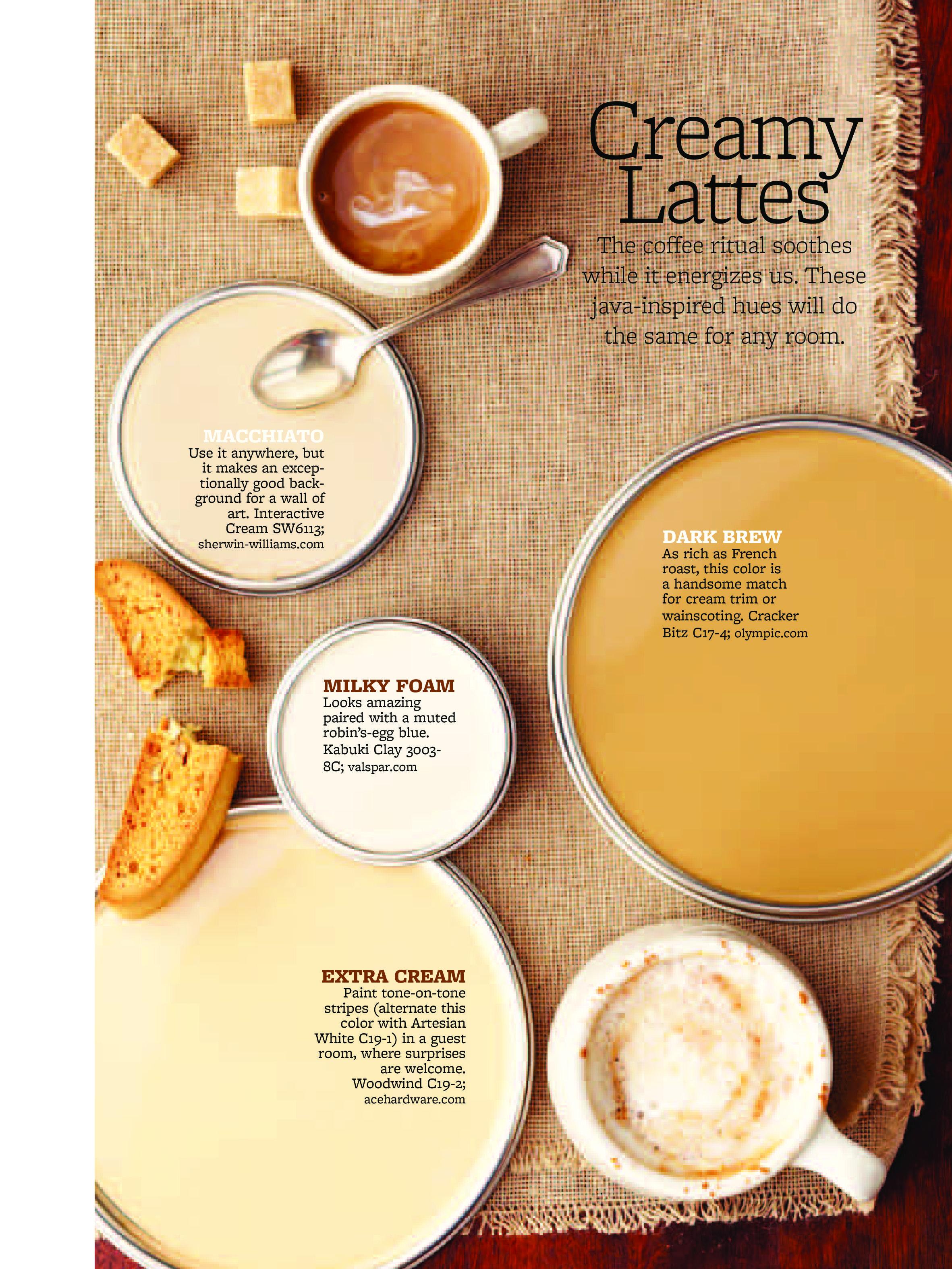 creamy latte paint color bgh.com | Homes, Decor & Color | Pinterest ...