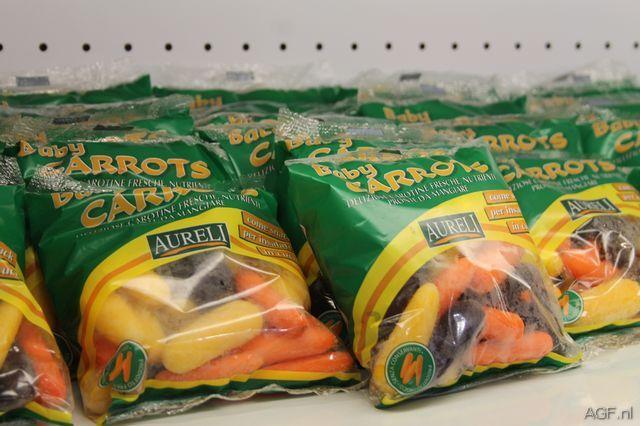 Mixed italian carrots