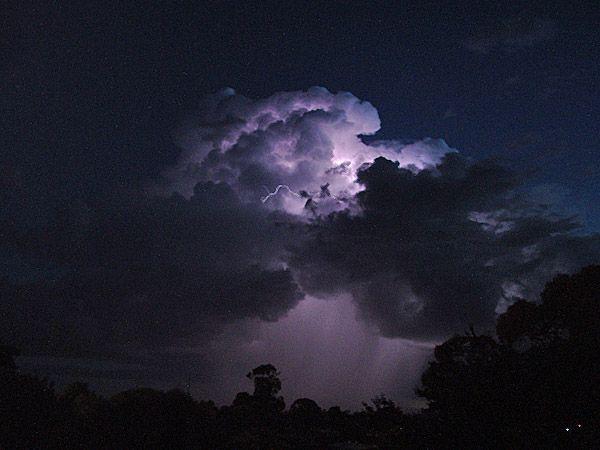 Sky Timelapse of Cumulonimbus Clouds with Lightning - YouTube |Cumulus Clouds Lightning