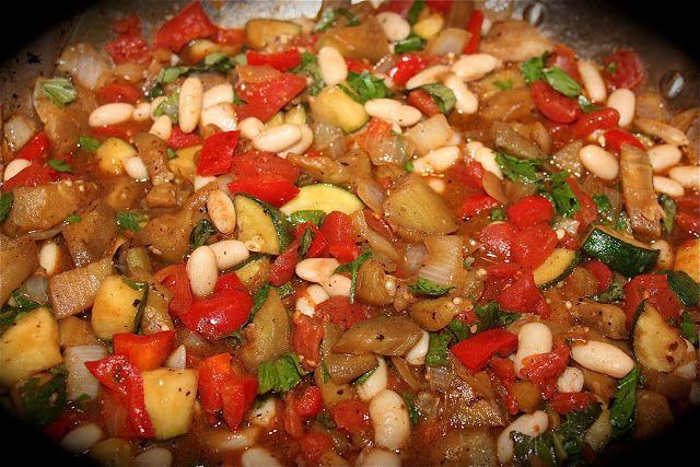 Resultado de imagen para Giambotta (Estofado de verduras)
