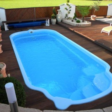 Pool Express Swimmingpools Gfk Schwimmbecken Schwimmbaduberdachungen