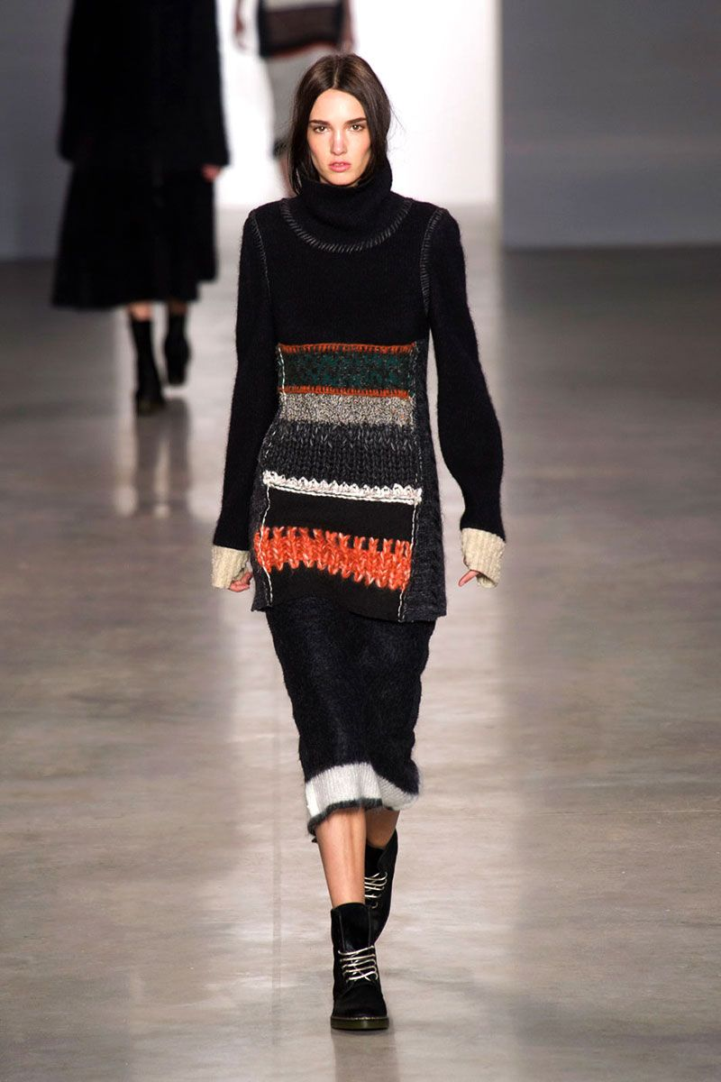 Tight Knit | The Fall 2014 Runway Report