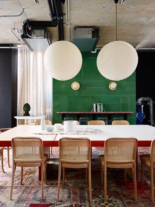 Alex Hotel Interior Design By Arent Pyke Interior Dining