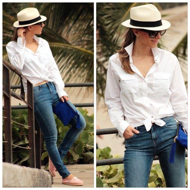 Looks con sombreros Panama Jack - Trendtation  5967dfbefd8
