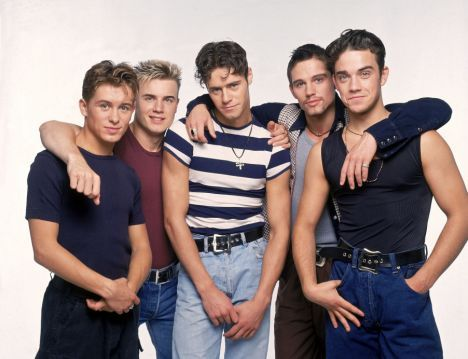 Image result for 1990s take that posters