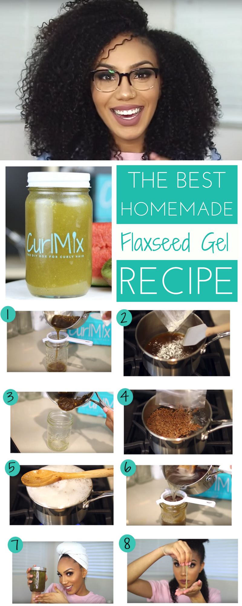 Best Homemade Diy Flaxseed Gel Recipe Updated For 2020 Flaxseed Gel Flaxseed Gel Recipe Homemade Hair Products