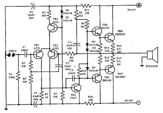 pengembangan dari modifikasi ocl 150watt versi terakhir tiga