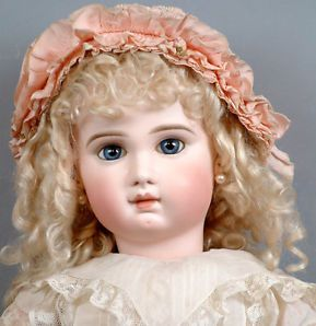 "Ethereal 28"" Incised Depose Jumeau Bebe Antique Doll All Antique Original Shoes!"