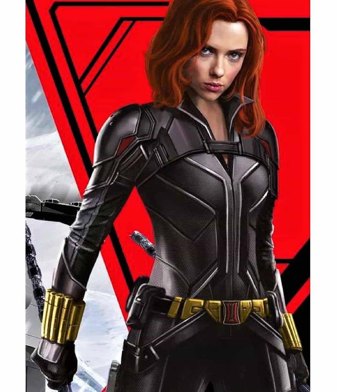 Black Widow Imagen Promocional Deja Tu Like Sigueme Para Mas Contenido U C Heroes Eternals Thor Skarlett Johansson Marvel Persy