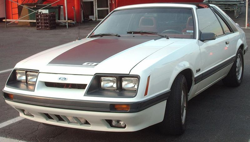 5 0 Mustang Best Year Of The 80 S Ford Mustang Mustang Ford