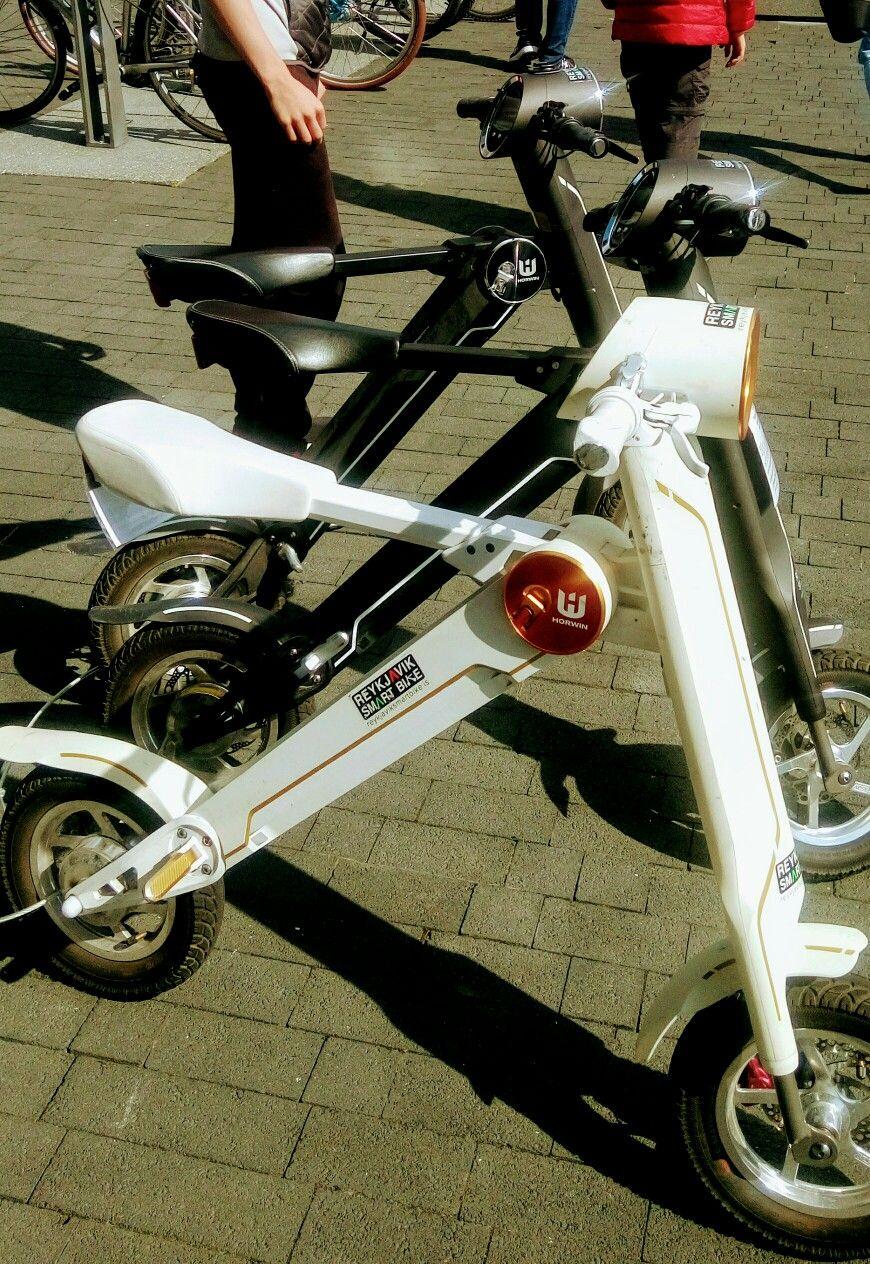 Vehículos eléctricos. Islandia.