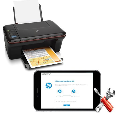 HP Print and Scan Doctor The effective HP troubleshooting