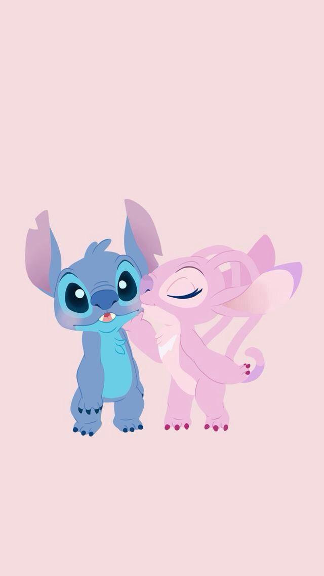 Pin By Dina Khaled On Cute Cute Cartoon Wallpapers Cute Disney Wallpaper Cute Stitch