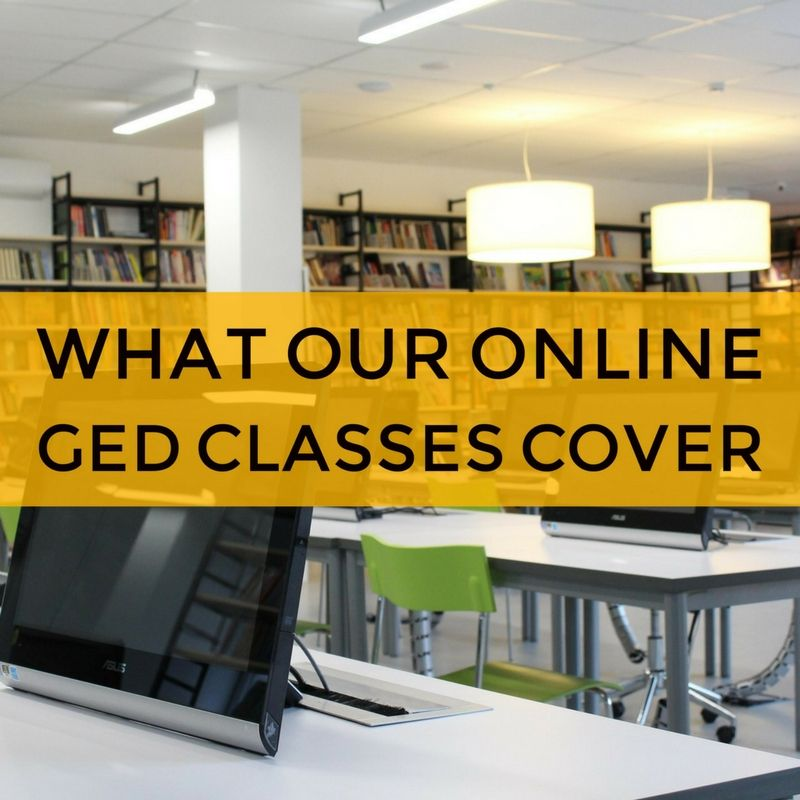 Online Ged Classes 2019 Free Ged Online Prep Program For Ged Exam