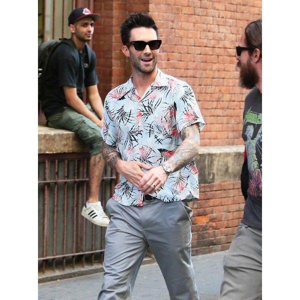 Pin by M. K. Thomas on Polyvore Likes | Hawaiian shirt outfit ...