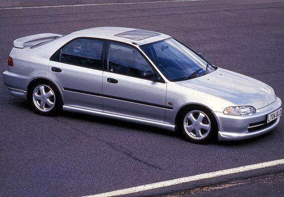 Images Of Honda Civic Vti Sedan Uk Spec Eg8 1991 95 Honda Civic Sedan Civic Sedan Honda Civic 1995