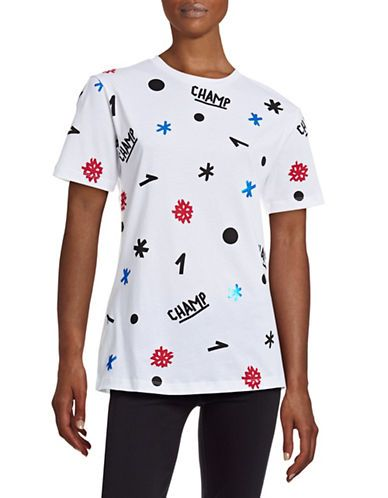 ETRE CECILE Etre CecileOlympic Icons T-Shirt. #etrececile #cloth #