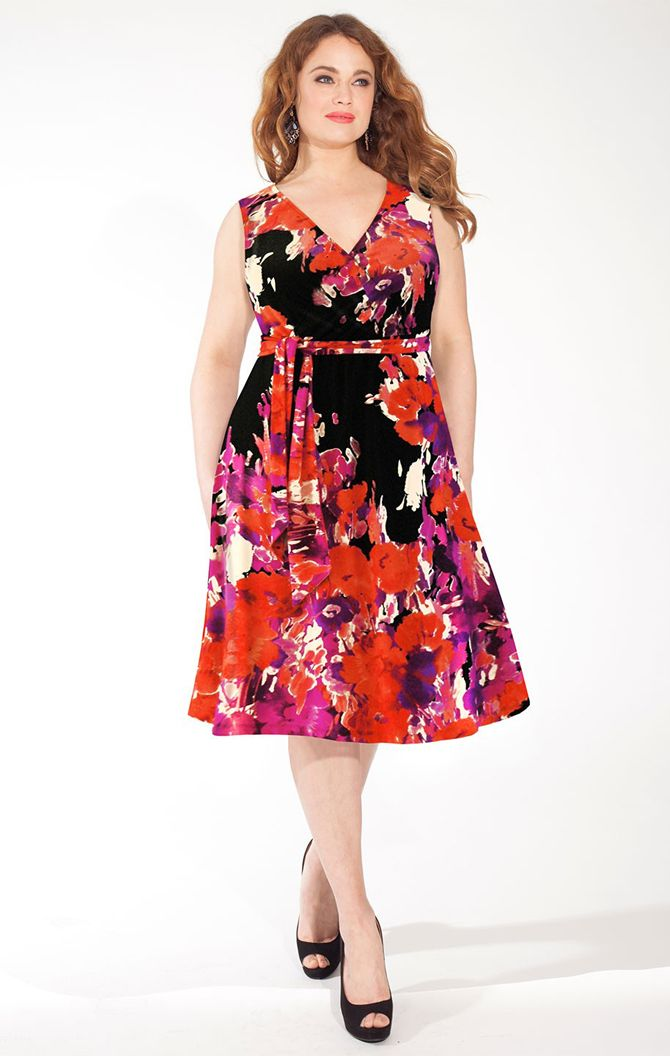 f976aacbca9e5 ... Specializing in Plus- Size Clothing. Lindsey Caribbean Flush