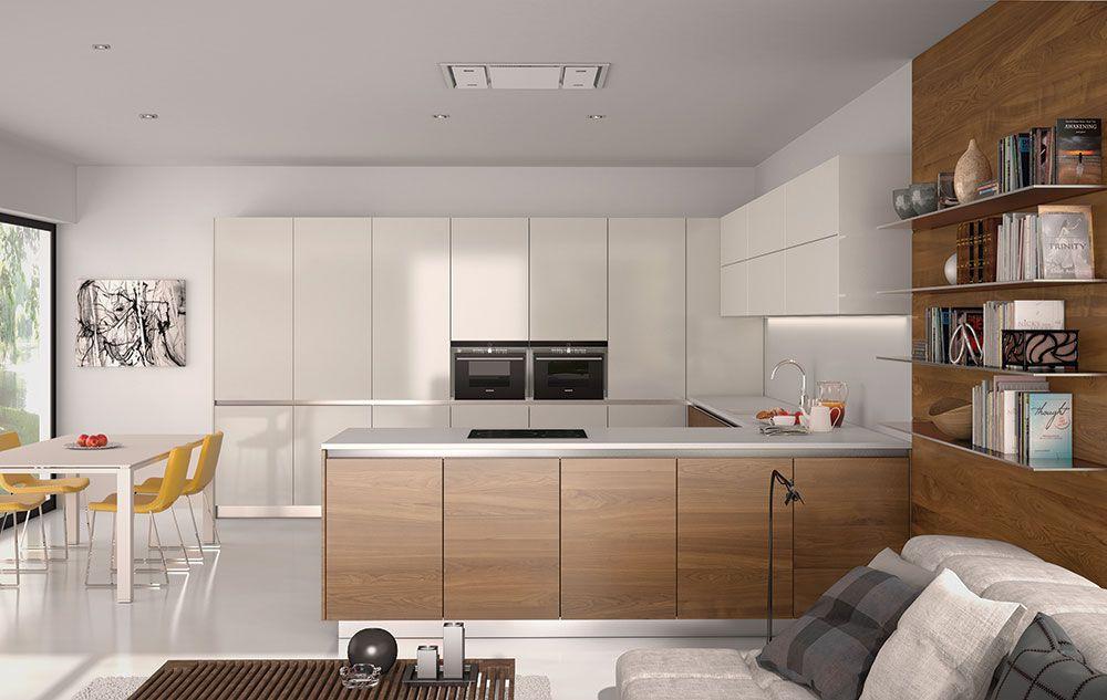 El render 3D de muebles de cocina de diseño permite testear o vender ...