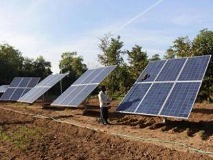 Solar Power Green Corridor Blip On Energy Radar For 2017 Solar Installation Solar Solar Panels