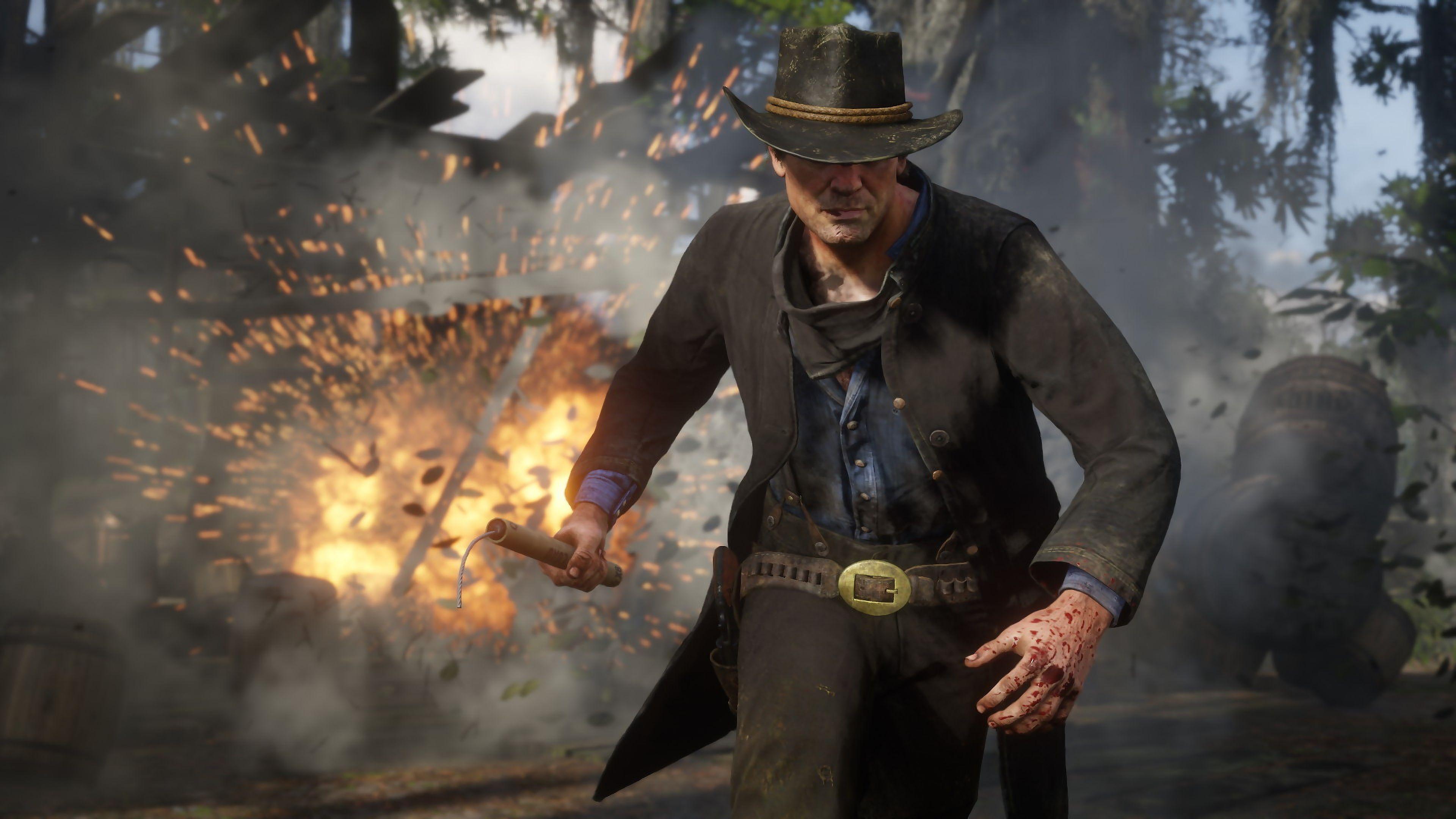 Red Dead Redemption 2 Arthur Morgan