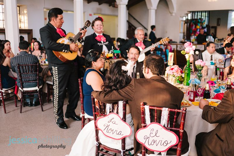 Mexican Wedding Reception Traditions